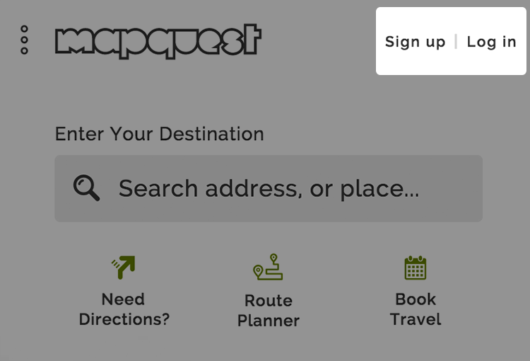 How can we Help? - MapQuest Help